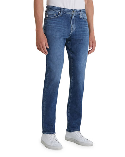 Men's Everett Slim Dark-Wash Jeans