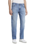 AG Adriano Goldschmied Men's Protege Straight-Leg Light-Wash