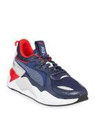 Puma Men's RS-X Core Colorblock Running Sneakers