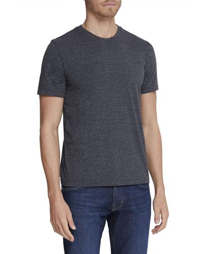 Men's Bryce Heathered Crewneck T-Shirt