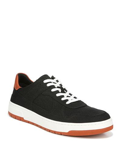 Men's Mayer Canvas Low-Top Sneakers