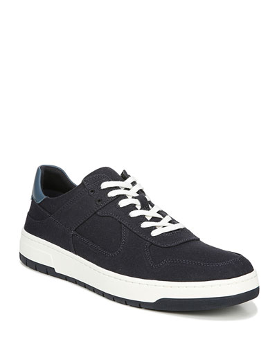 Men's Mayer Canvas Platform Sneakers