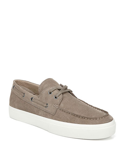 Men's Ferry Sport Suede Boat Shoes