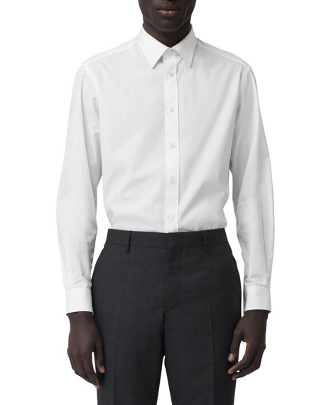 Burberry Men's Chiswell Dress Shirt