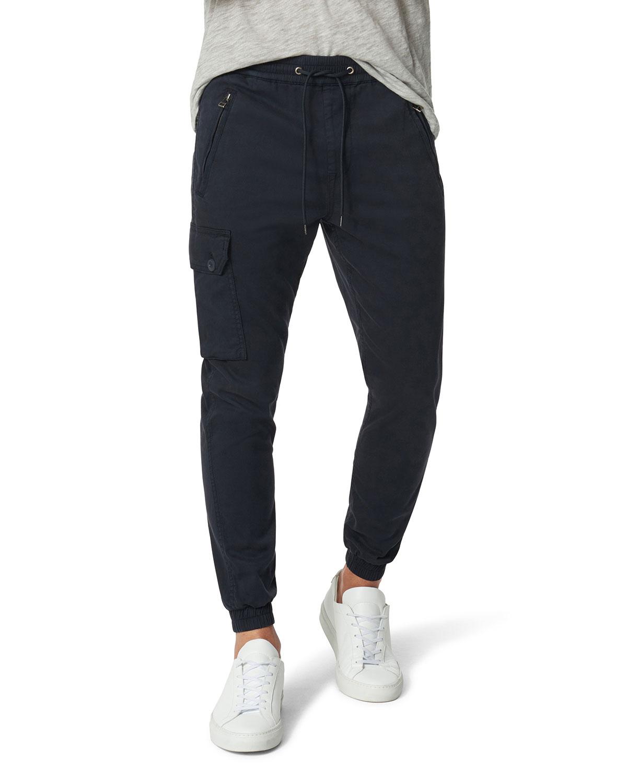 Joe's Jeans Pants MEN'S DROP-YOKE TWILL CARGO PANTS