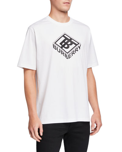 Men's Diamond Logo Graphic T-Shirt