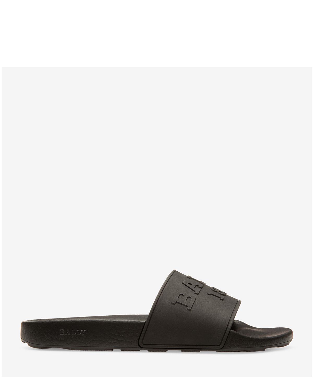 Men's Slaim Rubber Slide Sandals