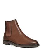 Coach Men's Leather Chelsea Boots