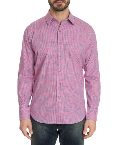 Men's Orson Graphic Sport Shirt