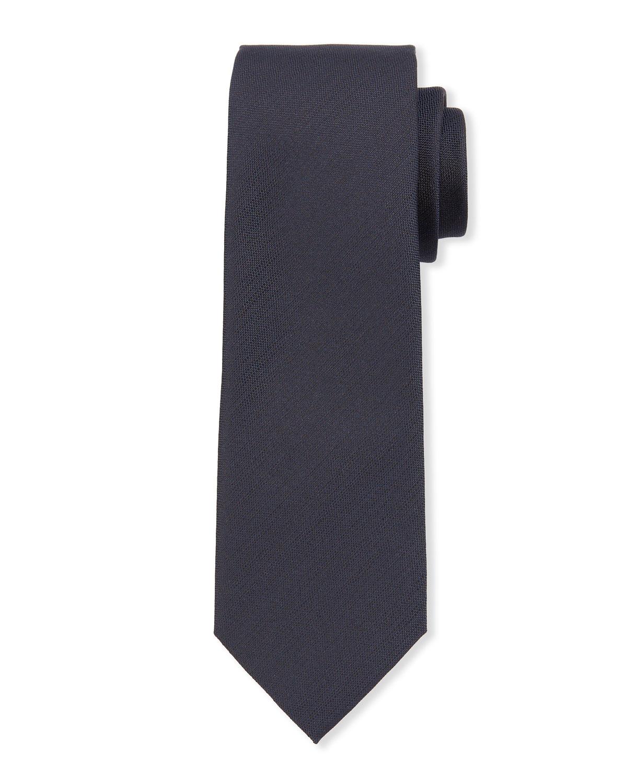 Men's City Capsule Solid Silk Tie