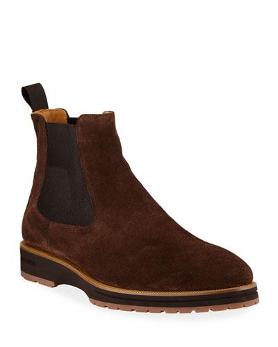 Men's Psyke Suede Chukka Boots