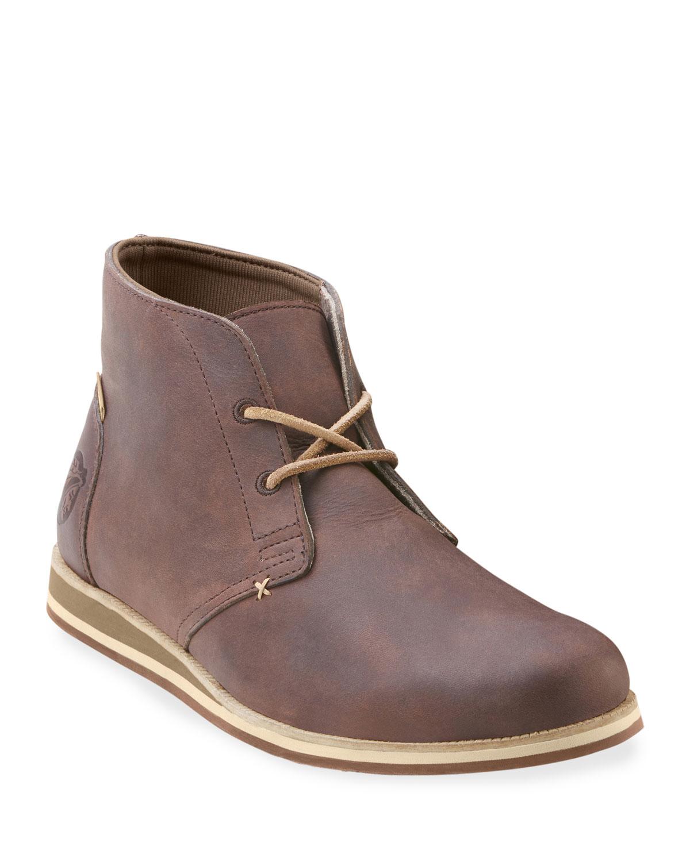 Men's Nokona Adobe Desert Boots
