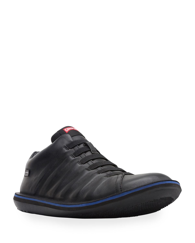 Men's Beetle Winterproof Smooth Leather Sneakers
