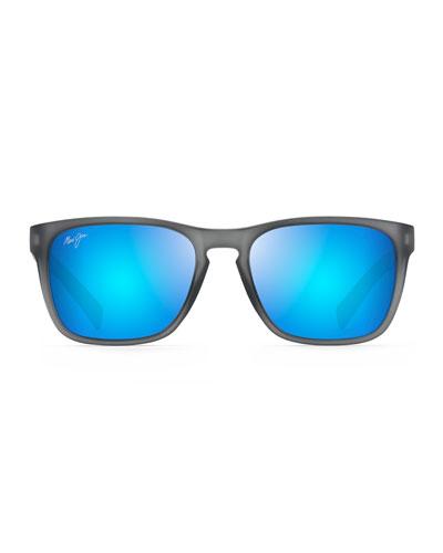 Men's Longitude Polarized Nylon Sunglasses