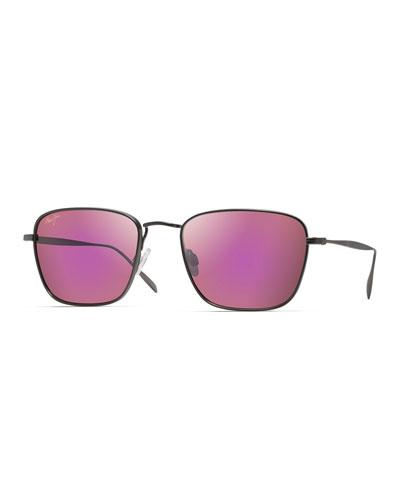 Men's Spinnaker Polarized Lightweight Titanium Sunglasses