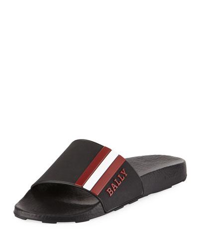 Saxor Rubber Slide Sandals