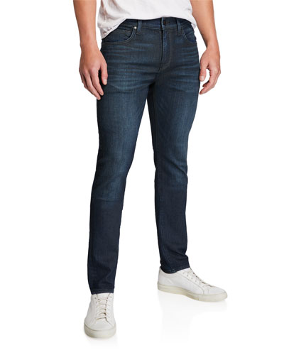 Men's Paxtyn Dark-Wash Skinny Jeans