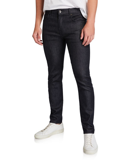 7 for all mankind Men's Adrien Tapered Skinny Jeans