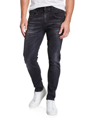 Men's BOY Repeat Slim-Leg Jeans
