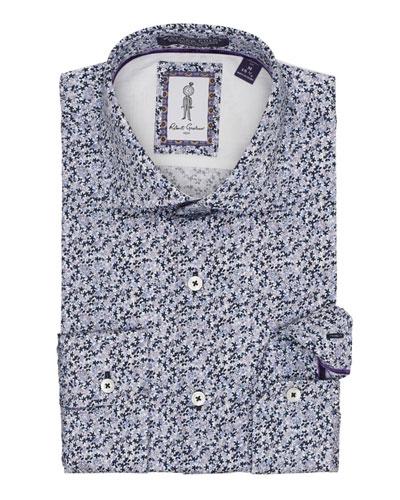 Men's Nibley Floral Sport Shirt
