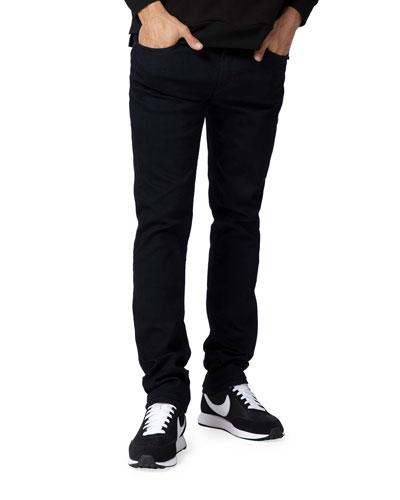 Men's Tyler Slim-Fit Lightweight Over-Dye Denim Jeans