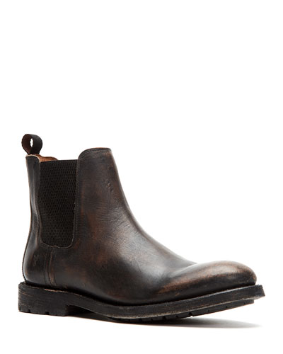 Men's Bowery Leather Chelsea Boots