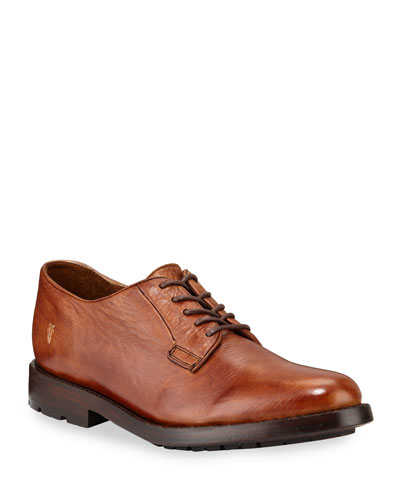 Men's Bowery Lace-Up Oxfords