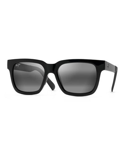 Men's Mongoose Polarized  Nylon Sunglasses