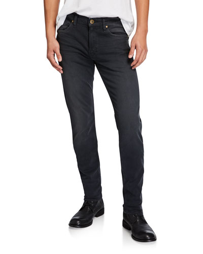 Men's Lennox Skinny Jeans in TRANSCEND Denim