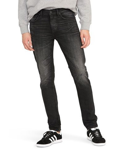 Men's AXL Skinny-Fit Denim Jeans