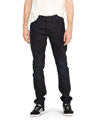 Men's Blake Straight-Leg Stretch-Cotton Jeans