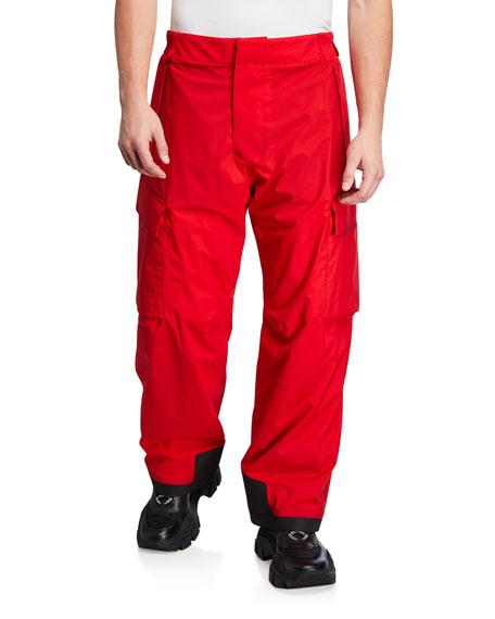 Moncler Men's Grenoble Cargo Sports Pants