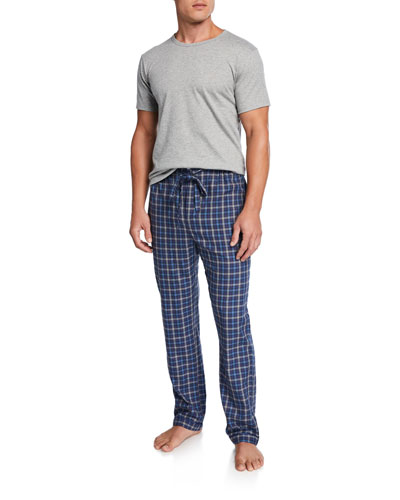 Men's Boxed Pajama Set