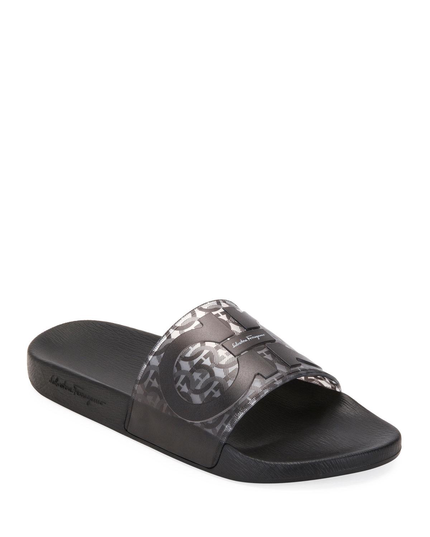 Men's Groove 5 Gancini Slide Sandals