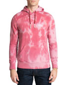 PRPS Men's Cloud Tie-Dye Hoodie Sweatshirt