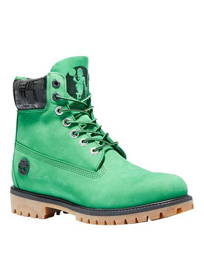 Men's Boston Celtics Hiking Boots