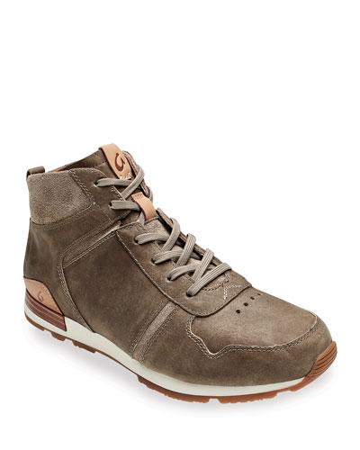 Men's Huaka'i Puki Waxed Nubuck Leather Boots