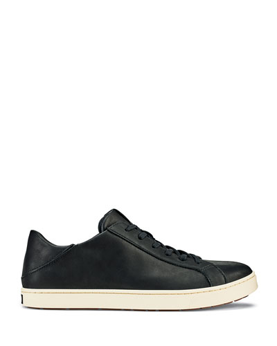 Men's Kahu Pahaha Leather Everyday Sneakers
