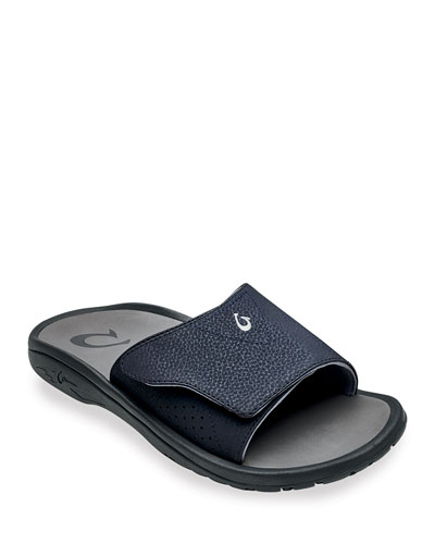 Men's Nalu Grip-Strap Slide Sandals