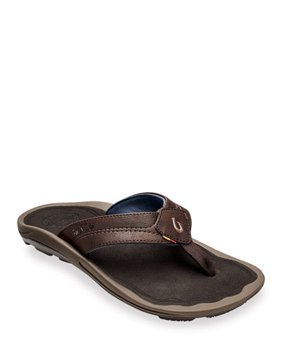 Men's Kipi Water-Ready Lugged Sandals