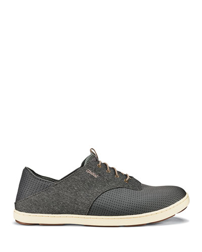 Men's Nohea Moku Boat Shoes