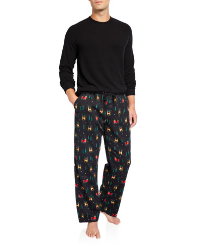 Men's Sleigh All Day Pajama Set
