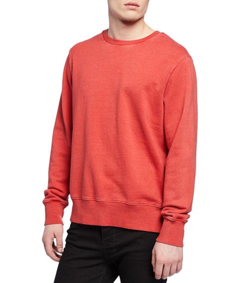 Ksubi Men's Seeing Lines Crewneck Sweatshirt