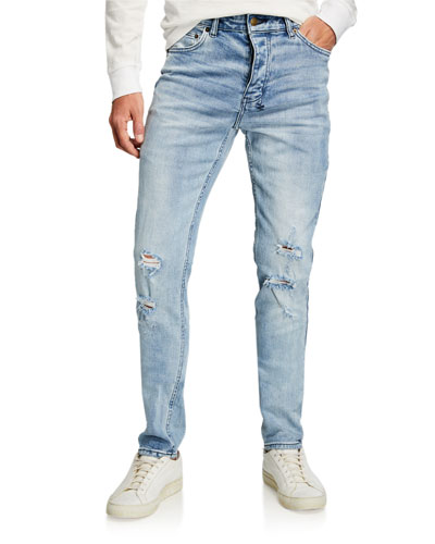 Men's Chitch Philly Distressed Jeans