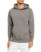 Ksubi Men's Seeing Lines Vintage-Wash Hoodie