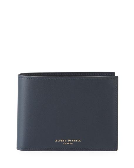 dunhill Men's Duke Leather Billfold Wallet