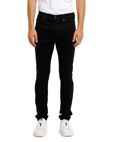 Men's D-Istort Skinny Stretch-Denim Jeans