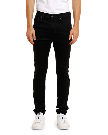 Diesel Men's D-Istort Skinny Stretch-Denim Jeans