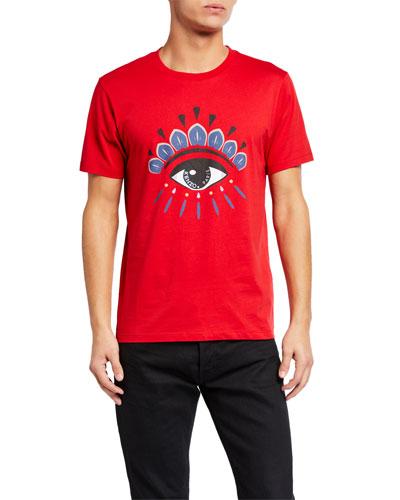 Men's Eye Graphic T-Shirt