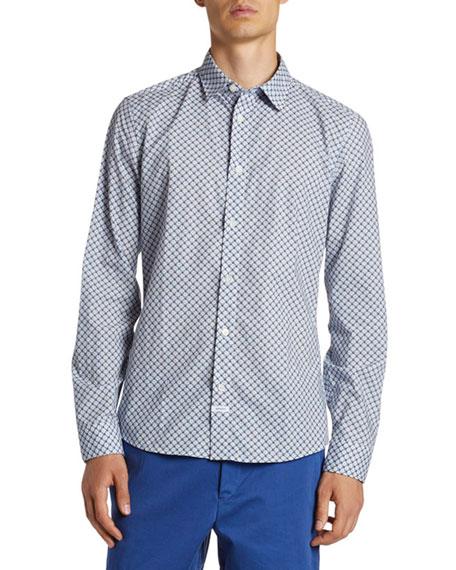 Kenzo Men's Urban Slim-Fit Sport Shirt